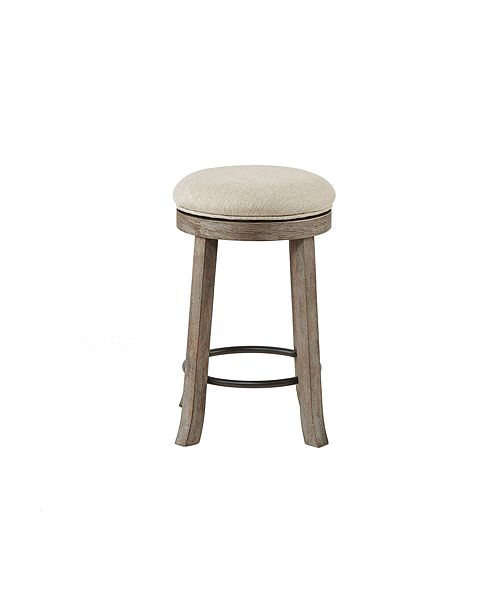 Furniture Oaktown Counter Stool, Quick Ship