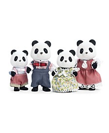 Calico Critters - Wilder Panda Bear Family