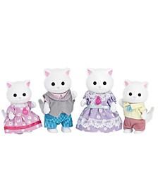 Critters - Persian Cat Family