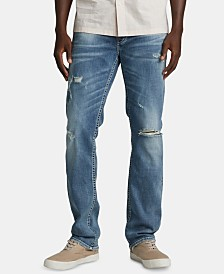Silver Jeans Co. Men's Allan Slim, Straight-Fit Jeans