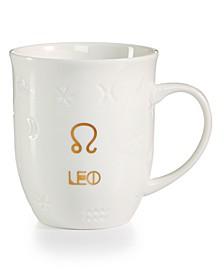 Tri-Coastal Design Leo Zodiac Mug