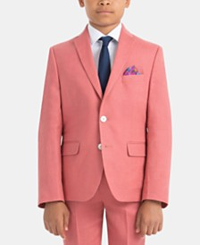 Lauren Ralph Lauren Big Boys Linen Sport Coat