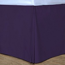 Colors Cotton Bed Skirt, Twin