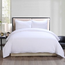 Cottonloft Lotus Home Water Resistant Duvet Cover Mini Set with Anti-Stain Microfiber