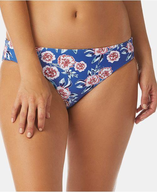Raisins Isla Printed Bikini Bottoms