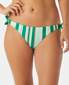 Raisins Sea Glass Reversible Bikini Bottoms