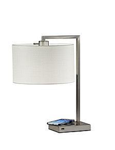 Austin Wireless Charging Table Lamp