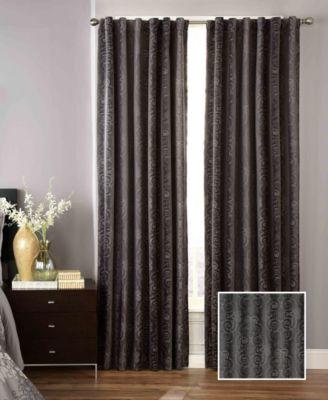 52'' x 108'' Avignon Blackout Window Curtain