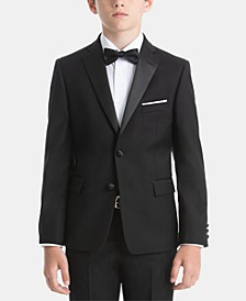 Little Boys Tuxedo Jacket