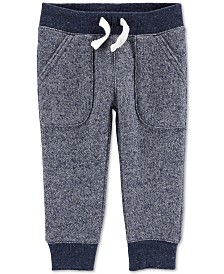Carter's Baby Boys Cotton Jogger Pants
