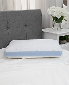Arctic Gusset, Cold Touch Gusseted, and Cold Touch Contour Infused Memory Foam Pillow Collection
