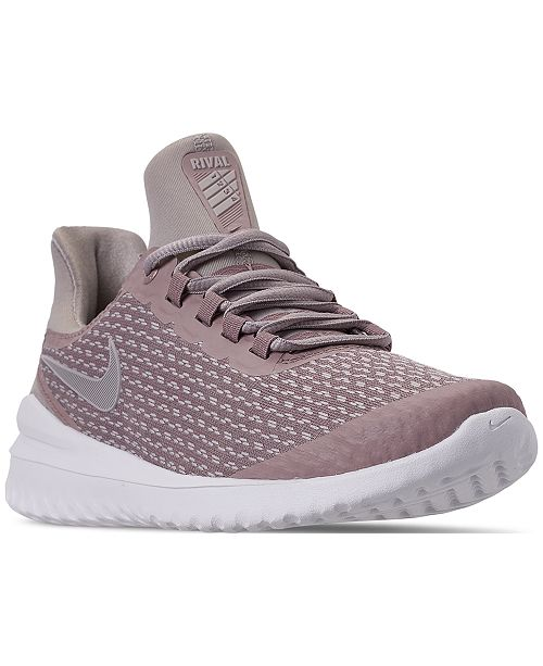 d9f713dbf168 Nike Women s Renew Rival Running Sneakers from Finish Line   Reviews ...