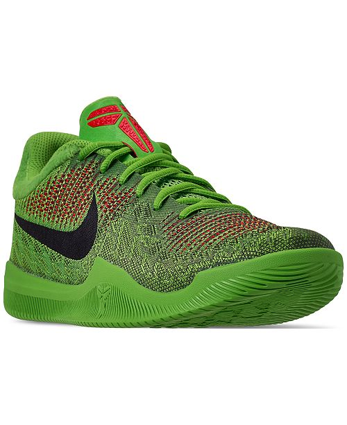 045ab48ea026 Nike Men s Kobe Mamba Rage Basketball Sneakers from Finish Line ...