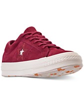 57bea3ba618e Converse Unisex Chuck Taylor One Star Low Casual Sneakers from Finish Line