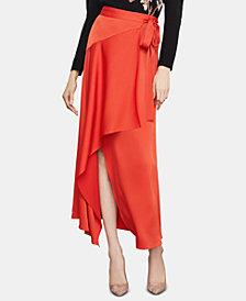 BCBGMAXAZRIA Asymmetrical Maxi Skirt