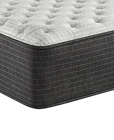 "Beautyrest Silver BRS900C-TSS 13.75"" Extra Firm Tight Top Mattress - King, Created For Macy's"