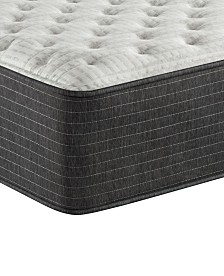 "Beautyrest Silver BRS900-C-TSS 13.75"" Extra Firm Tight Top Mattress - Queen, Created For Macy's"