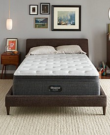 "BRS900-C-TSS 16.5"" Plush Pillow Top Mattress Collection, Created For Macy's"