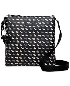 Radley London Multi Dog Ziptop Crossbody