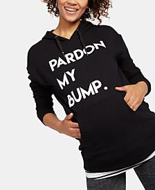 Motherhood Maternity Pardon My Bump™ Maternity Sweatshirt