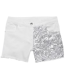 GUESS Big Girls Sequin Shorts