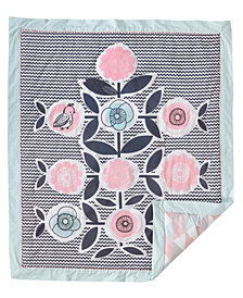 Lolli Living Baby Quilt - Sparrow