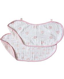 Lolli Living 2 Pack Burp Cloth Set