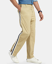 Tommy Hilfiger Men's Davis Stripe Pants, Created for Macy's