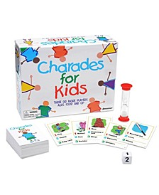 - Charades For Kids Game