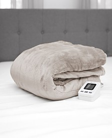 SensorPEDIC  Twin Warming Blanket with Digital Controller