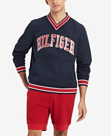 Tommy Hilfiger Men's Logo Graphic Jacket, Created for Macy's