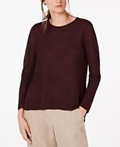 85812484e5 Eileen Fisher Women s Clothing Sale   Clearance 2019 - Macy s