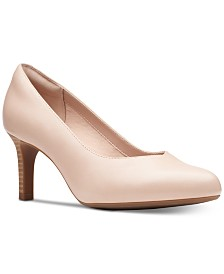 Clarks Collection Women's Dancer Nolin Pumps
