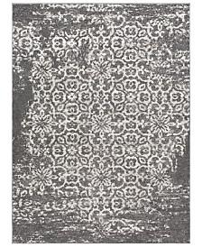 "Surya Monte Carlo MNC-2305 Charcoal 6'7"" x 9' Area Rug"
