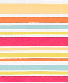 "Maritime MTM-1010 Bright Pink 18"" Indoor/Outdoor Square Swatch"