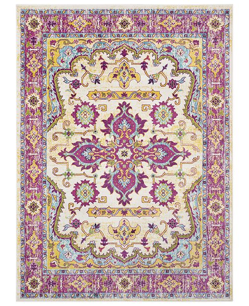 Surya Mumbai MUM-2318 Dark Purple 2' x 3' Area Rug