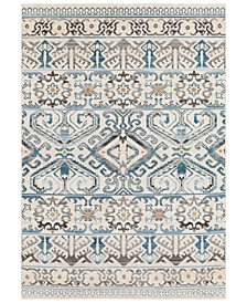 Notting Hill NHL-2308 Teal 2' x 3' Area Rug