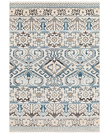 "Surya Notting Hill NHL-2308 Teal 5'3"" x 7'6"" Area Rug"