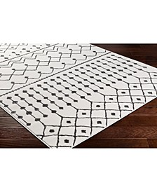 """Rabat RBT-2300 Charcoal 18"""" Square Swatch"""