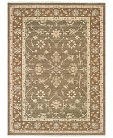 Oriental Weavers Anatolia 561W3 Grey/Gold 2' x 3' Area Rug
