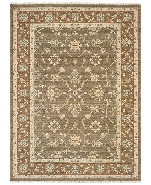 "Oriental Weavers Anatolia 561W3 Grey/Gold 3'10"" x 5'5"" Area Rug"