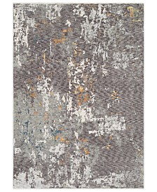 "Presidential PDT-2302 Charcoal 9' x 13'1"" Area Rug"