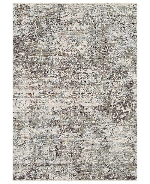 "Surya Presidential PDT-2304 Medium Gray 9' x 13'1"" Area Rug"