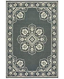 "Marina 7764 7'10"" x 10'10"" Indoor/Outdoor Area Rug"