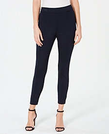 Anne Klein Pull-On Ankle Pants