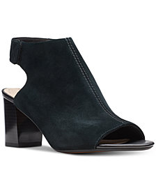 Clarks Collection Women's Deva Bell Heeled Sandals