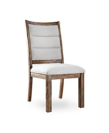 Elzene Rustic Side Chair (Set of 2)