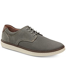 Men's Walden Mixed-Media Oxfords