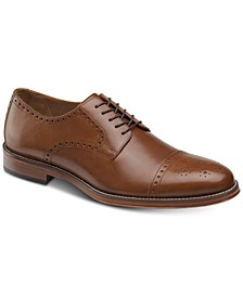 Men's Dempsey Cap-Toe Oxfords