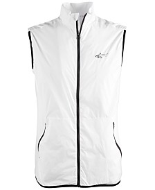 Greg Norman Men's Colton Zip-Front Vest